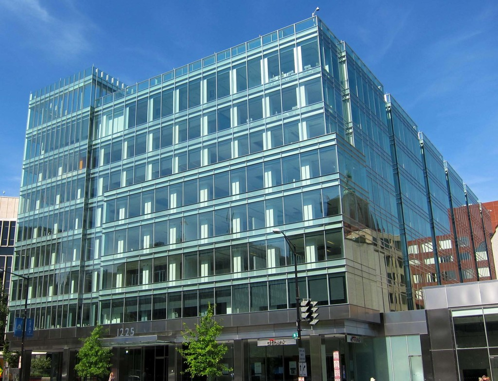 First redeveloped office building on the U.S. East Coast to receive LEED Platinum status