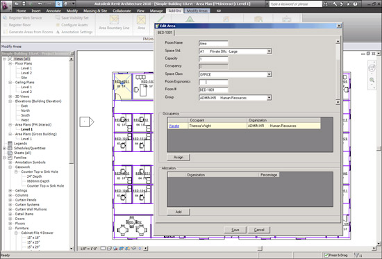 Building information modeling (BIM) for Facility Managers/Management (FM) with FM: Interact by FM: Systems